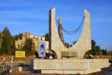 Roundabout monument, Axum