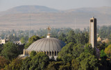 New Church of St. Mary of Zion, Axum, from Yeha Hotel