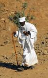 Ethiopian priest, Axum