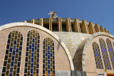 New Cathedral of St Mary of Zion, Axum, built in the 1960's
