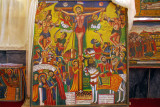 The Crucifixion, Cathedral of St Mary of Zion, Axum