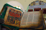 Ancient Ethiopian Bible, Cathedral of St Mary of Zion, Axum