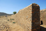 Outer wall to Dungur Palace, Axum