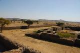 Dungur Palace, east side, Axum