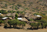 Village outside Lalibela