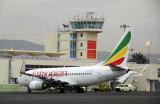 Ethiopian Airlines Boeing 737-700 (ET-ALK) Addis Ababa