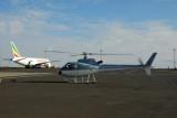 Everett Aerospatiale 350B-2 Ecureuil (5Y-EXF) Addis Ababa
