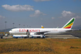 Ethiopian Airlines Boeing 767 (ET-ALL) Addis Ababa Bole Int'l