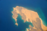 Perim Island, Ye Strait of Mandeb at the southern entrance to the Red Sea