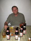Lots of Dashen Beer