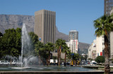 Adderley Street Fountain, Cape Town