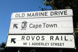 Old Marine Drive, Cape TOwn Railway Station
