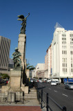 Cape Town War Memorial, Adderley Street
