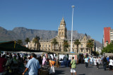 Grand Parade in front of Cape Town City Hall