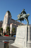 Louis Botha statue, Cape Town