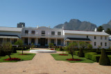 Tuinhuis - Presidential Mansion, Cape Town