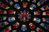 Southern rose window, St. George's Cathedral, Cape Town