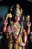 Hindu god, Batu Caves