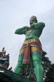 Large Hanuman statue, Batu Caves