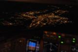 Boeing 777 over Ottawa, Canada