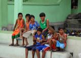 Kids in La Paz, Barangay 33B