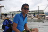 For our non-diving day, we chose an excursion to the neighboring island of Culion