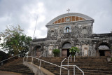 The Church of the Immaculate Conception was enlarged in 1933 to accomodate the growing leper colony