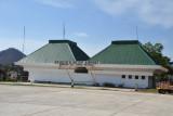 Old terminal - Francisco Reyes Airport, Busuanga