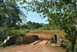 A bridge on the Busuanga Airport Road