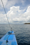 Cruising Coron Bay