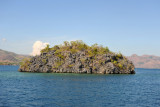 One of the Seven Island between Coron Town and Coron Island