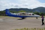 ITI Dornier 228 (RP-C2289) at El Nido