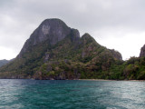 The second dive site - Cadlao Tip, not far from El Nido Town