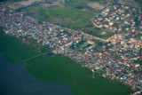 Shore of Laguna de Bay, Muntinlupa City (Metro Manila)  Philippines