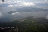 Taal Lake and volcano, Luzon, Philippines