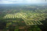New suburban development at Riviera Golf Club, Silang, Luzon, Philippines
