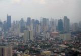 Skyscrapers of Makati City, Manila, Philippines