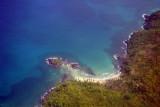 Small beach on the northwest of Palawan (N11.27/E119.42)