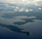 Galoc Island and part of Culion Island, Philippines