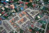 New construction in suburban Manila (Cavite) Philippines