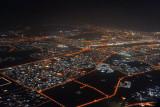 Al Qusais looking towards Dubai Airport