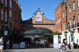 Windsor Royal Station converted into a shopping arcade