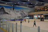 Ice skating rink, SM Mall of Asia, Manila