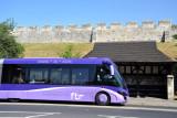 York city bus