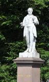 Statue of George Leeman, York