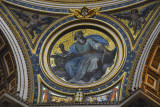 Mosaic of St. Mark the Evangelist, St. Peter's Basilica