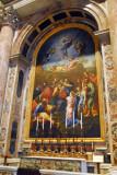Altar of the Transfiguration, St. Peter's Basilica