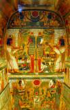 Sarcophagus of the Priestess of Amon-Ra Djed-Mut, New Kingdom mid 10th C. BC