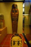 Mummy of a woman, XXI Dynasty (1070-945 BC)