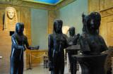 Priestesses participating in the rite of Osiris' Birth, Roman Imperial Period (Hadrian) 131-138 AD
